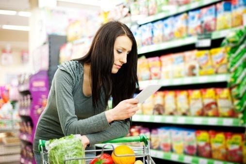 В Украине 70% продаж совершается на рынках, киосках и гастрономах фото, иллюстрация