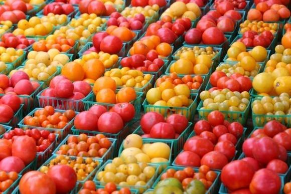 Ізраїльські овочівники погрожують припинити поставки помідор у магазини фото, ілюстрація