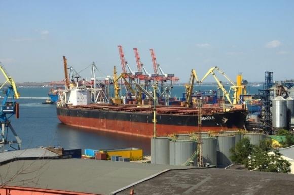 Морські порти України збільшили експорт пшениці за тиждень майже на 70% фото, ілюстрація