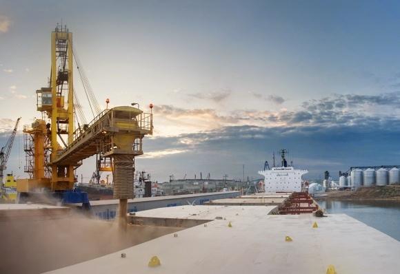 Мощность портовых зернотерминалов Большой Одессы может увеличиться фото, иллюстрация
