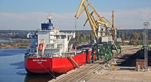 За першу половину червня Україна експортувала 1 млн тонн зерна фото, ілюстрація