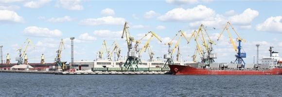 Катарські концесіонери хочуть розвивати порт «Ольвія» як зерновий фото, ілюстрація