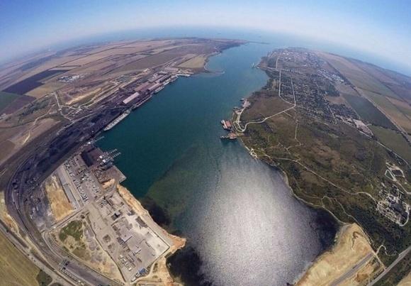 """Китайці планують збудувати зерновий термінал у порту """"Південний"""" фото, ілюстрація"""