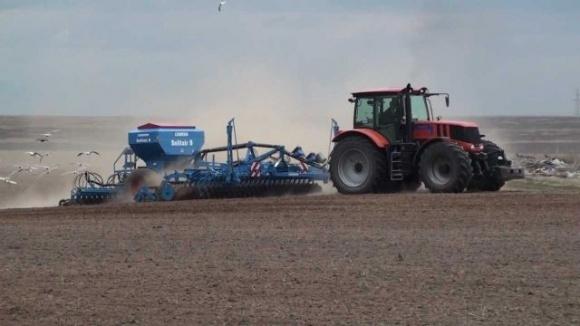 В Україні посіяли вже понад 2 млн га ранніх ярих зернових культур фото, ілюстрація