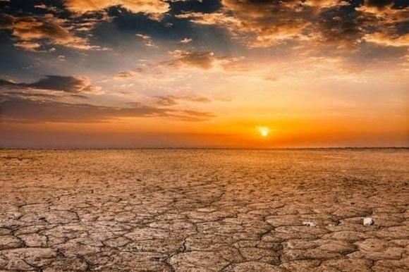 Глобальне потепління: озвучений моторошний прогноз погоди на 5 років фото, ілюстрація