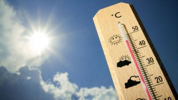 В Украине потепление идет ускоренными темпами фото, иллюстрация