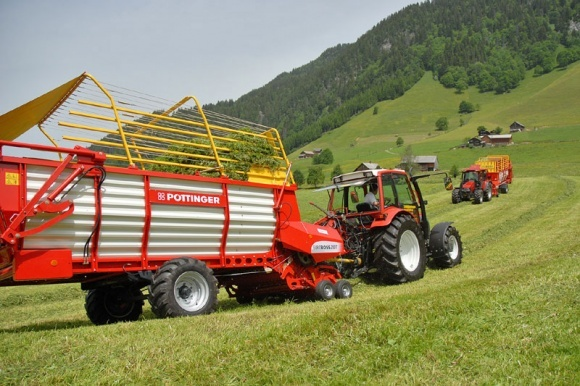 PÖTTINGER надав Agricom Group безпрецедентну кредитну відстрочку фото, ілюстрація