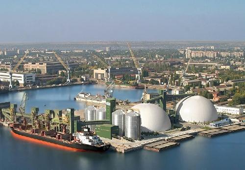 Миколаївський морпорт на 20% збільшив перевалку зернових та олійних вантажів фото, ілюстрація