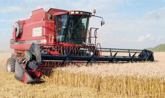 Жнива-2018: вже зібрано 2,7 млн тонн ранніх зернових фото, ілюстрація