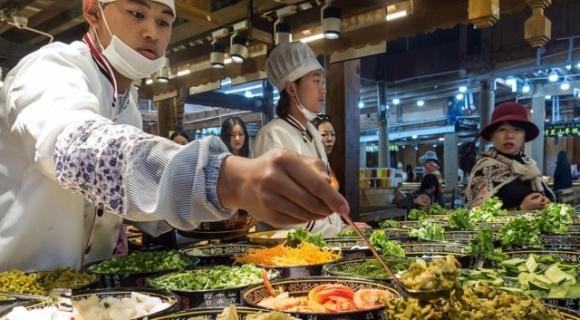 В Китае обращают внимание на возможный дефицит продовольствия из-за демографических сдвигов фото, иллюстрация