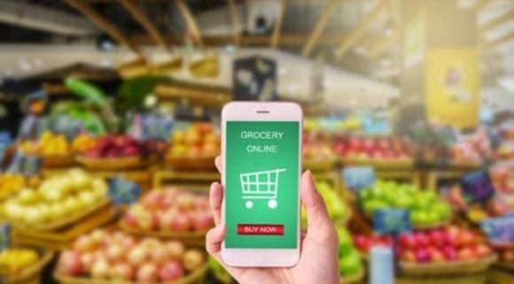 В мире уже каждый четвертый покупает свежие продукты через Интернет фото, иллюстрация