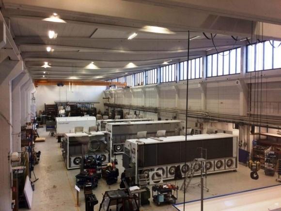 """На """"Прогресі"""" інвестують 4 млн грн у обладнання швидкої заморозки фото, ілюстрація"""