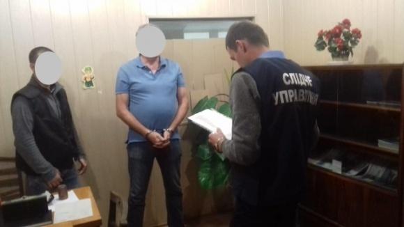 На Миколаївщині судитимуть працівника Укрдержфонду за отримання від фермера хабаря у розмірі 40 тис. грн фото, ілюстрація
