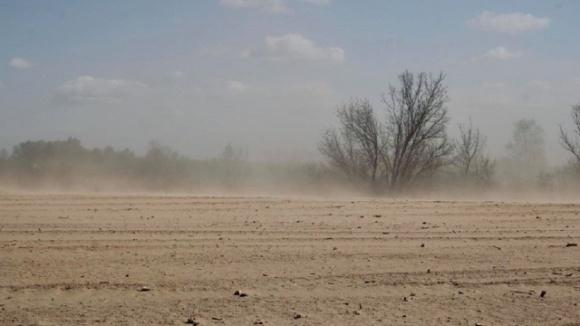 Пилові бурі та затоплення: що загрожує українським аграріям фото, ілюстрація