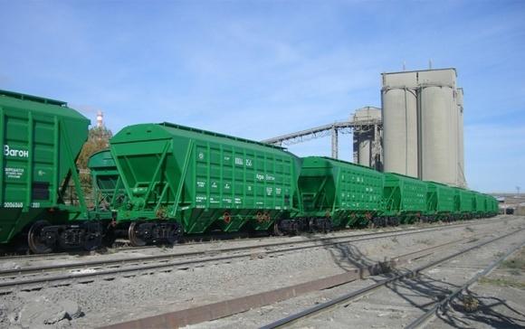 На сьогодні знос парку зерновозів «Укрзалізниці» становить 97,8% фото, ілюстрація