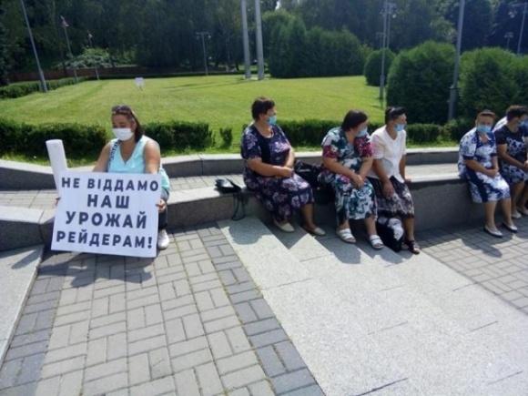Рейдери виграли суд: селяни з Рівненщини залишились без урожаю фото, ілюстрація