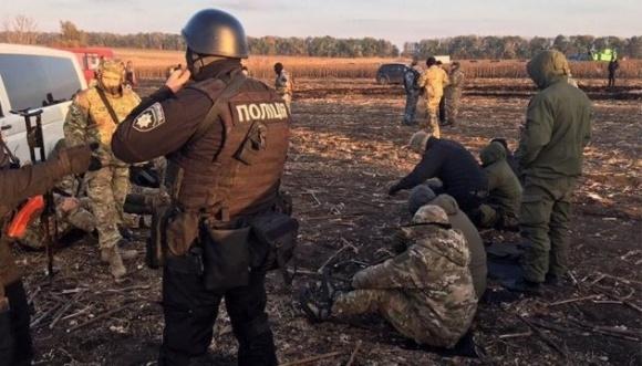 На Дніпропетровщині прокуратура й поліція захопили врожай фермера фото, ілюстрація