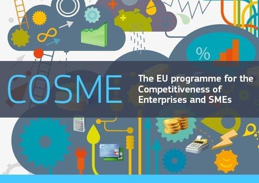 Украина может торговать со странами ЕС при помощи COSME фото, иллюстрация