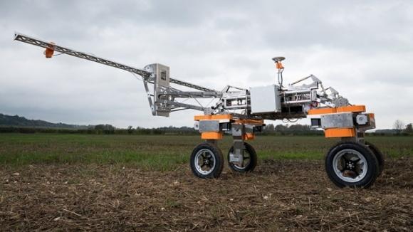 Первый флот фермерских роботов создадут к 2022 году фото, иллюстрация