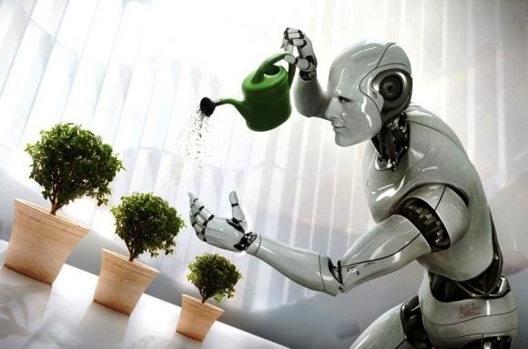 Лайфхаки недели: робот, порох, три ореха фото, иллюстрация