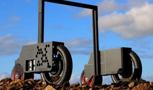 Дешевий агроробот Robotriks Traction Unit працюватиме там, де замало робочих рук фото, ілюстрація