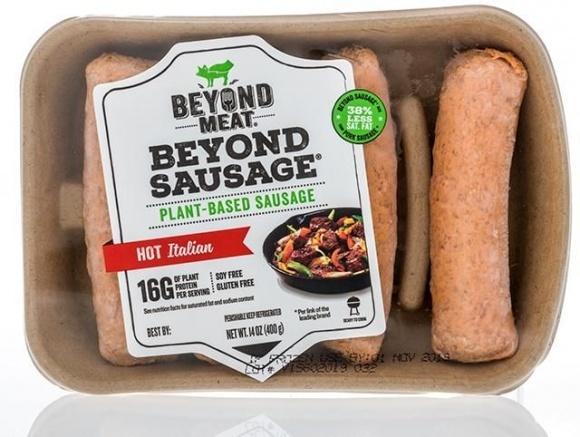 Фермери просять Європарламент заборонити «вегетаріанський бургер» і «веганську ковбасу» фото, ілюстрація