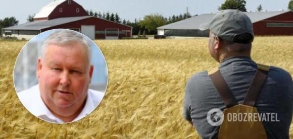 Под Днепром депутат за бесценок забрал земли фермеров фото, иллюстрация