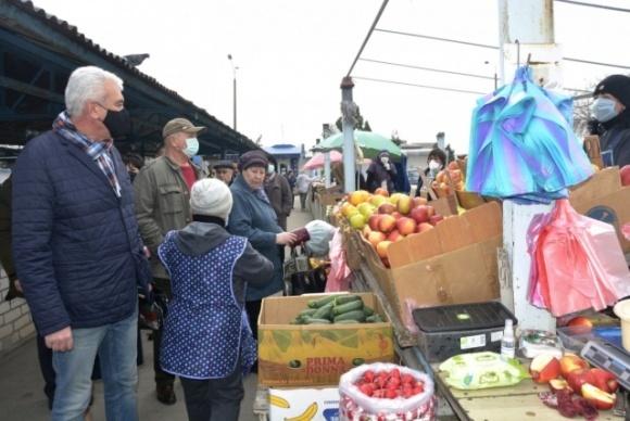 Кабмін розгляне відкриття 281 ринку, які працюватимуть не гірше за супермаркети, — Шмигаль фото, ілюстрація