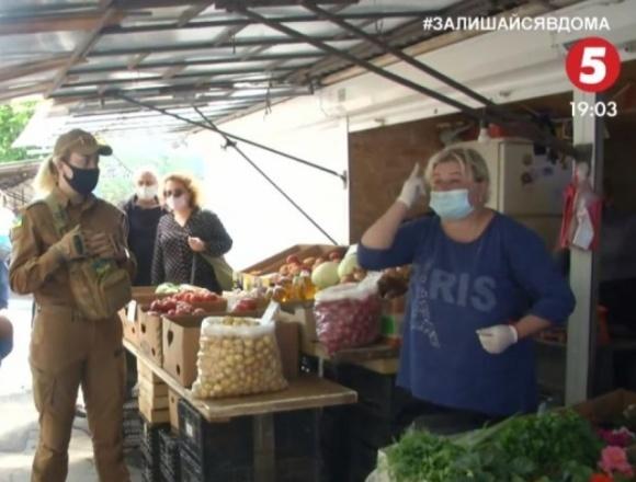 Частично возобновили работу рынки в Киевской области, а в самом Киеве базары под замком: в чем причина?  фото, иллюстрация