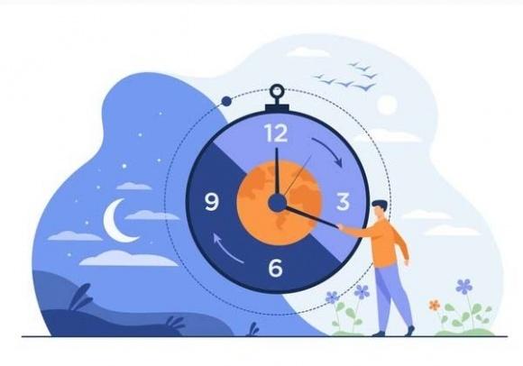 Сезонне переведення годинників в Україні збираються скасувати: у Раді підтримали законопроєкт фото, ілюстрація
