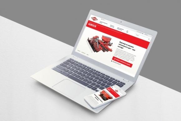 KUHN представил совершенно новый официальный сайт    фото, иллюстрация