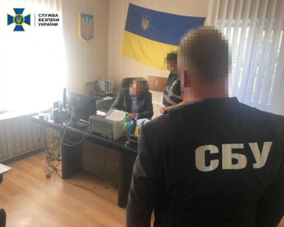 СБУ на запорожской таможне разоблачила коррупционную схему экспорта зерна фото, иллюстрация