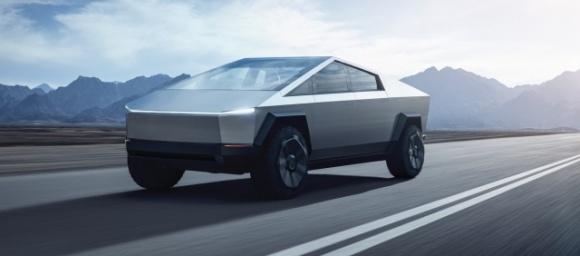 Tesla Cybertruck представлен официально: пришелец из послезавтра фото, иллюстрация