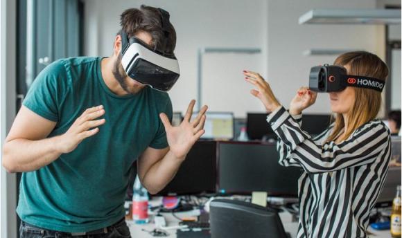 Через три года люди не будут отличать виртуальный мир от физического фото, иллюстрация