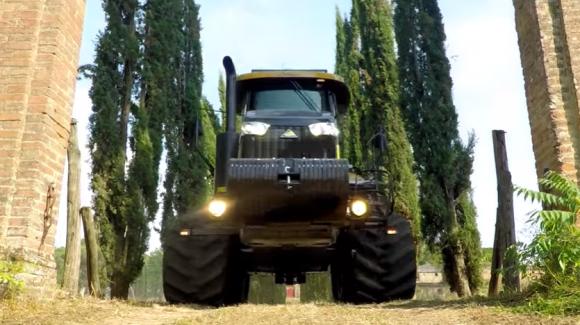 AGCO представила новую серию гусеничных тракторов фото, иллюстрация