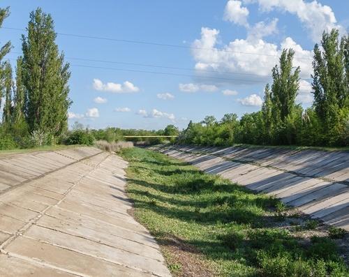 Проводити реконструкцію Північно-Кримського каналу без дніпровської води безглуздо - експерт фото, ілюстрація