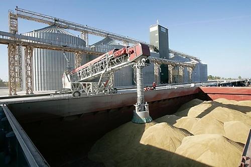 MV Cargo встановив автоматичні пробовідбірники для зерна фото, ілюстрація