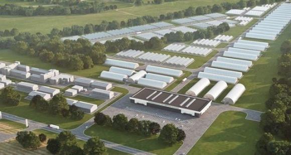 В Шепетовке на средства Европейского союза будут реализовывать проект «Агропромышленный парк» фото, иллюстрация
