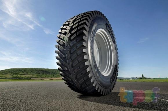 Michelin выпустила новую сельхозшину RoadBib фото, иллюстрация