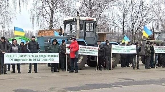 Они не передумали: 4 октября аграрии готовы выйти на всеукраинскую забастовку фото, иллюстрация
