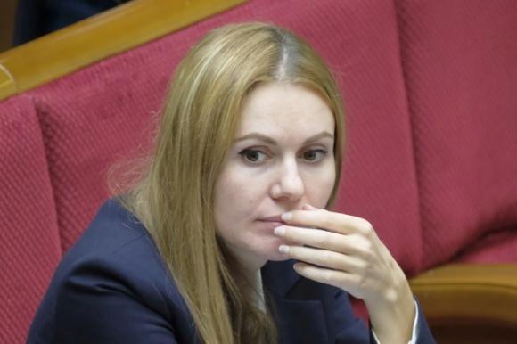 Нардеп Скороход: Через то, что я не голосовала за рынок земли, задержали моего мужа для выдачи России фото, иллюстрация