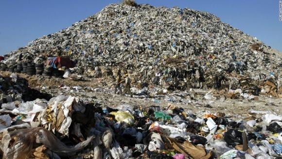 Из Ровненского мусорополигона станут добывать метан фото, иллюстрация