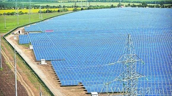 В Бессарабии активно строят солнечные электростанции фото, иллюстрация
