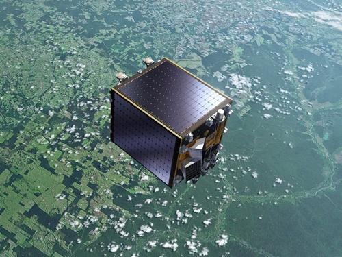 Аграріям стане доступна унікальна технологія прогнозування врожаю через супутник фото, ілюстрація