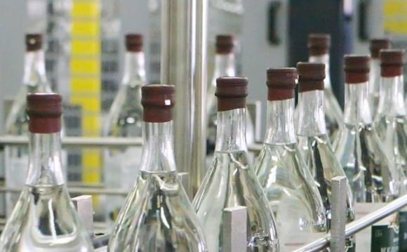 Украина приостановила экспорт спирта из-за коронавируса  фото, иллюстрация
