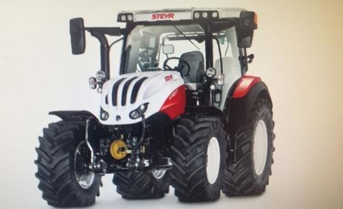 Steyr виведе на ринок 4 нових моделі тракторів фото, ілюстрація