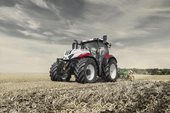 Steyr виводить на ринок нову модель тракторів фото, ілюстрація