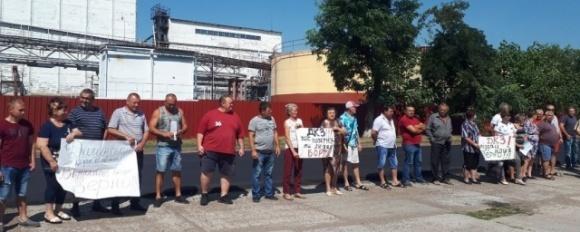 На Кіровоградщині через борги протестували фермери з п'яти районів  фото, ілюстрація