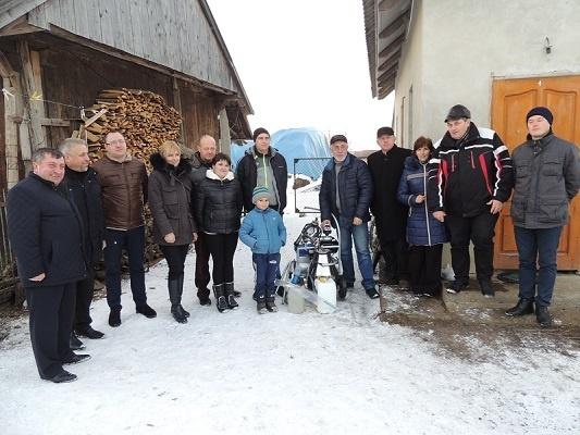 Канада профинансировала создание двух семейных ферм на Львовщине фото, иллюстрация