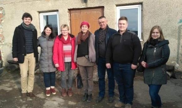 Студенты-аграрии из Германии будут проходить практику на органической ферме в Тернопольской области фото, иллюстрация